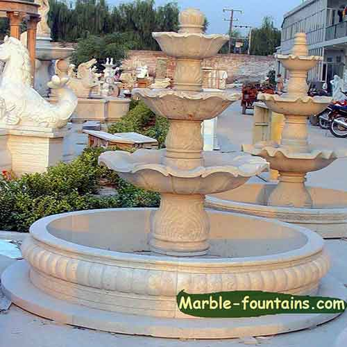 large-contemporary-outdoor-fountains
