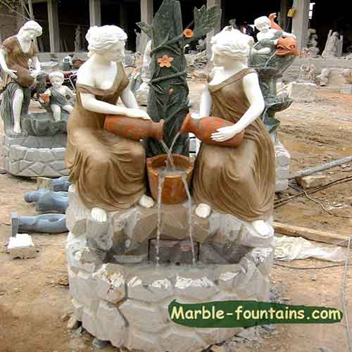 fountain-sculptures
